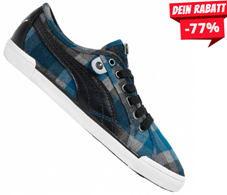 PUMA Corsica Plaid Damen Sneaker 352300-02