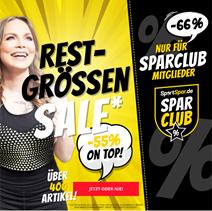Bild zu SportSpar: Restgrößen-Sale mit bis zu 66% Extra-Rabatt, z.B. Jako Striker Präsentationsjacke für 9,80€ (VG: 17,98€)