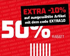 Sale - EXTRA10 Foot Locker Germany
