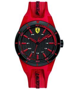 Scuderia Ferrari Uhr