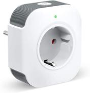 Smart Steckdose Alexa Steckdose 16A with USB, Alexa Stecker mit Timer Funktion Fernsteuer[...]