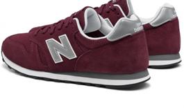 Sneakers NEW BALANCE - ML373BN Dunkelrot