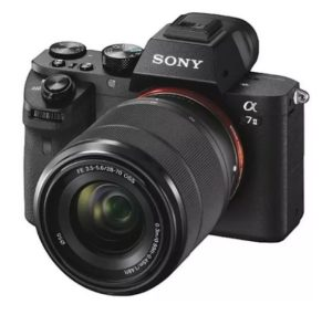 Sony alpha 7m2