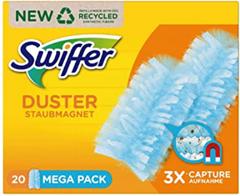 Swiffer Staubmagnet (20 Tücher) Staubwedel ideal gegen Staub, Tierhaare Allergene Amazon [...]