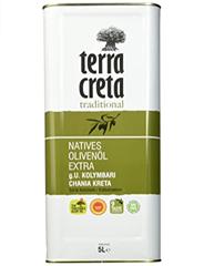 Terra Creta Extra Natives Olivenöl, 5 l Amazon de Lebensmittel Getränke
