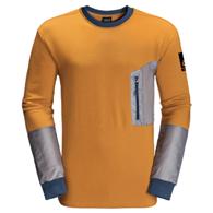 THUNDER POCKET CREW M - amber XL - Sweater Männer – JACK WOLFSKIN