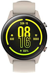 Bild zu Amazon.es: Smartwatch Xiaomi Mi Watch mit GPS, Herzfrequenz und Sauerstoffgehalt für 82,89€ (Vergleich: 95,99€)