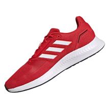 adidas Schuh Runfalcon 2 0 rot weiß - Fussball Shop