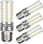 Aogled LED Lampe Glühbirne E27 12W 6000K,Entspricht 100W Halogenlampe,Tageslicht Weiß,120[...]