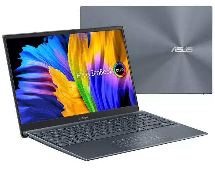 Bild zu ASUS ZenBook 13 OLED 13,3″-Laptop (512 GB, 16 GB RAM) für 799€ (VG: 1003,99€)