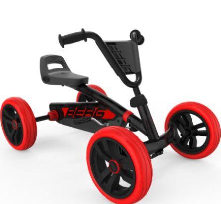 Bild zu BERG Buzzy Galaxy Go-Kart  in der Red-Black Sonderedition für 89,99€ (VG: 119,87€)