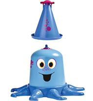 BIG-Aqua-Nauti, Wassersprinkler mit bis zu 4 Meter hohem Strahl, Gartensprinkler für Kind[...]
