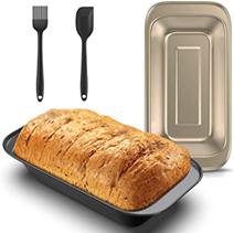 Bild zu 2er-Set Kasimir Brotbackformen mit Pinsel für 6,59€
