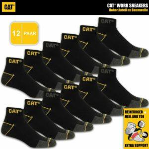 cat sneaker arbeitssocken