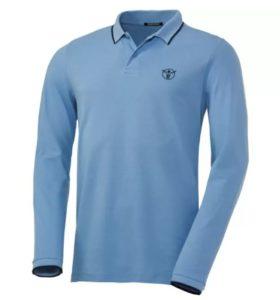 chiemsee langarm polo-shirt