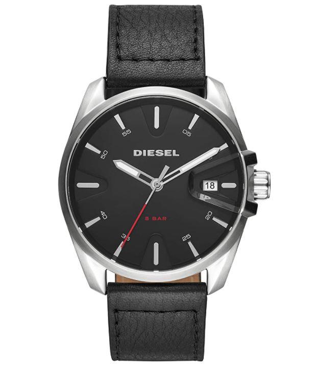 Bild zu Diesel DZ1862 Herren Analog Quarz Uhr mit schwarzem Zifferblatt für 76,43€ (VG: 105,45€)