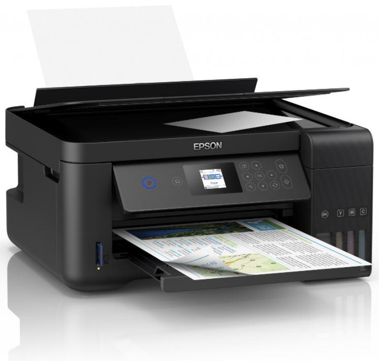 Bild zu Epson EcoTank ET-2750 Tintenstrahl-Multifunktionsgerät für 243,67€ (VG: 292€) oder inkl. 2 Jahre unlimited Printing für 355,63€ (426€)