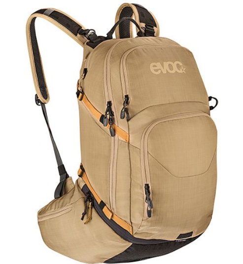 Bild zu Evoc Explorer Pro 26L Rucksack gold für 100,77€ (VG: 124,09€)