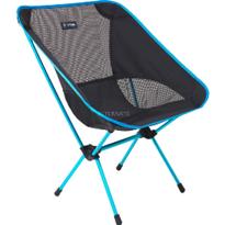 Helinox Chair One L 10051R1, Camping-Stuhl schwarz blau, Black Cyan