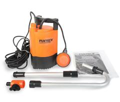 Bild zu FUXTEC Regentonnenpumpe FX-RTP350 für 44,91€ (Vergleich: 54€)