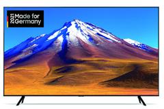 Bild zu Samsung GU65TU6999 (163cm/65 Zoll) LED Fernseher (Ultra HD 4K, Smart TV, HDR) für 579€ (Vergleich: 666€)