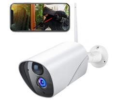Bild zu Outdoor Überwachungskamera 1080P kompatibel mit IOS/Android für 29,99€