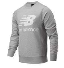 Bild zu New Balance Freizeitpullover Essentials Stacked Logo Crew für 29,99€ (VG: 40€)