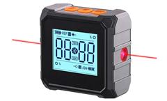 Bild zu Digitaler Laser Neigungsmesser, IP54 Wasserdicht mit LCD Display für 13,99€