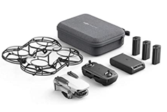Bild zu Amazon.it: DJI Mavic Mini Fly More Combo (30Min. Flugzeit, 2 km Übertragungsreichweite, 3-Achsen-Gimbal, 2,7K HD Video) für 375,46€ (Vergleich: 419€)