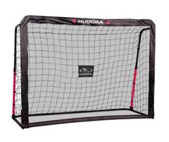 Bild zu Hudora Fußballtor 'Rebound 2in1' (213 x 153 x 76 cm) für 65,94€ (Vergleich: 85,99€)