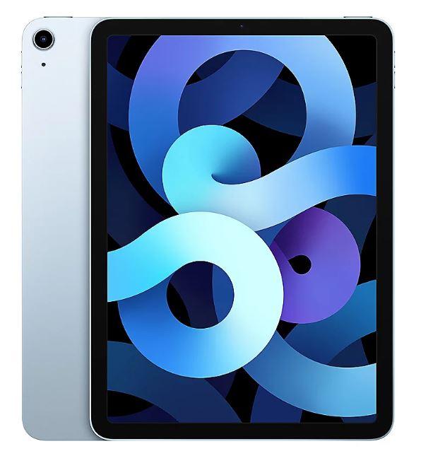 Bild zu Amazon.fr: iPad Air (2020, 256GB, WIFI in Blau) für 620,05€ (VG: 718€)