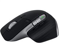Logitech MX Master 3 - Die fortschrittliche, kabellose Maus für Mac, Ultraschnelles Scrol[...]