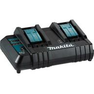 Makita Doppel-Ladegerät DC18SH Ladegerät für 2 Li-Ionen Akkus 14,4 und 18 V eBay