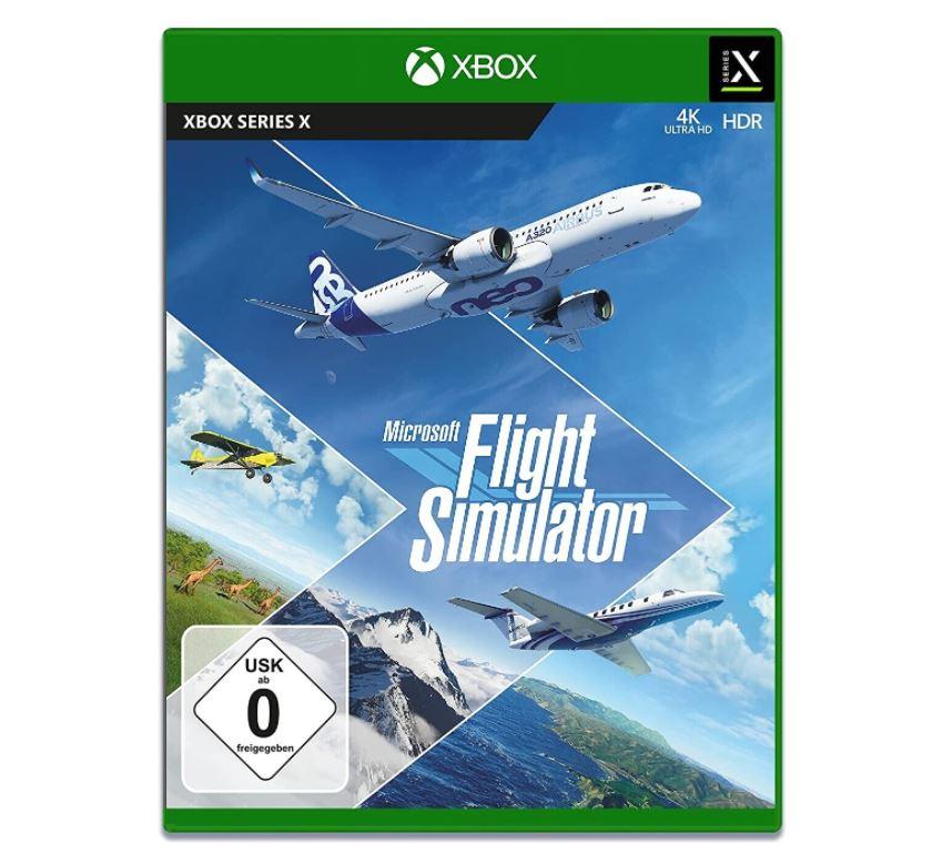 Bild zu Microsoft Flight Simulator 2020 für Xbox Series für 52,54€ (VG: 62,86€)