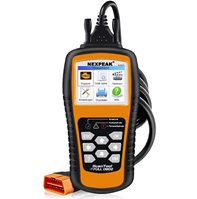 NEXPEAK OBD2 Diagnosegerät, OBDII NX501 KFZ-Fehlercode-Lesegerät Motorlichtscangerät für [...]