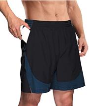 NICEWIN Shorts Herren Sport Kurze Hose Wanderhose Jogginghose Trainingsshorts Sporthose L[...]