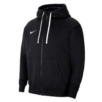Nike Kapuzenjacke Team Park 20 Fleece schwarz - Fussball Shop