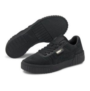 puma cali velour sneaker
