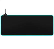 RGB-Gaming-Mauspad Großes erweitertes LED-Mauspad mit anpassbaren 16,8 Millionen Farben, [...]
