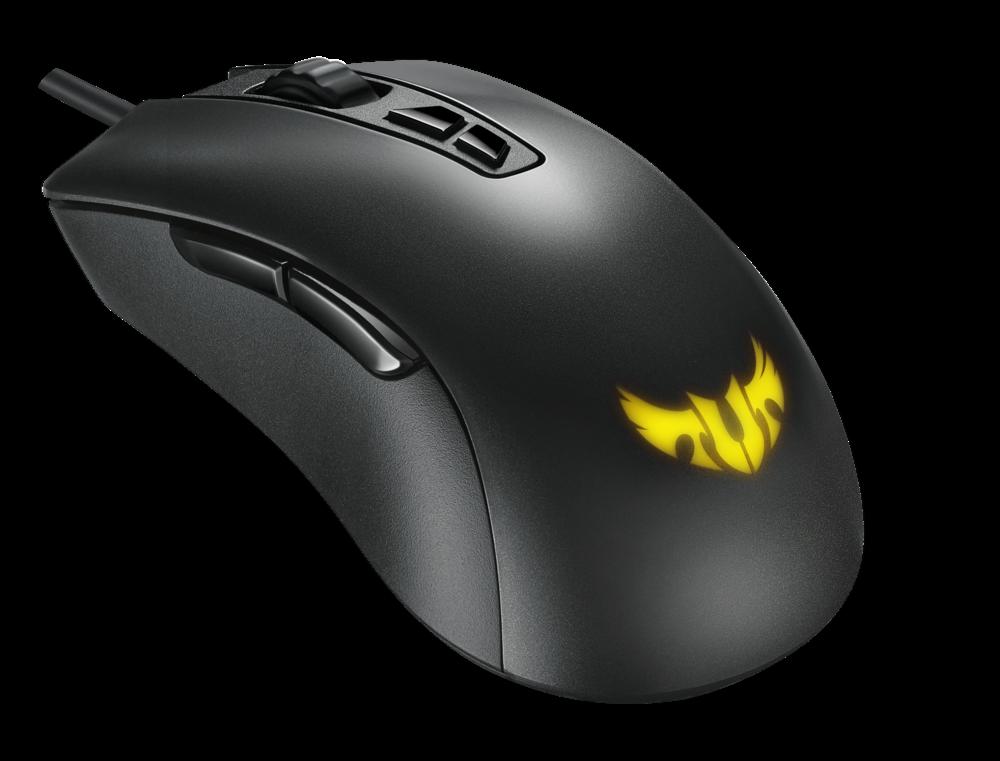 Bild zu ASUS TUF Gaming M3 RGB Gaming Maus für 9,90€ (Vergleich: 16,99€)