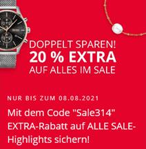 Bild zu Christ: Sale mit bis zu 60% Rabatt + 20% Extra-Rabatt, z.B. Tommy Hilfiger Herrenuhr für 86,35€ (VG: 99€)