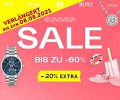Bild zu Valmano: Sale mit bis zu 60% Rabatt + 20% Extra-Rabatt, z.B. Lacoste Herrenuhr Moon für 62,39€ (VG: 79,57€)