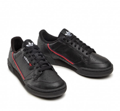 Schuhe adidas - Continental 80 G27707 Cblack Scarle Conavy