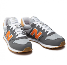 Sneakers NEW BALANCE - GM500MT1 Grau