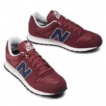 Sneakers NEW BALANCE - GM500VE1 Dunkelrot