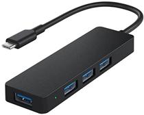 USB-C-Hub Ultra Slim mit 4 USB 3 0-Datenanschlüssen Amazon de Computer Zubehör