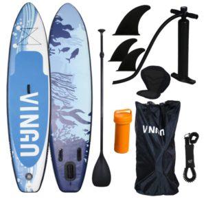 vingo stand up paddelboard