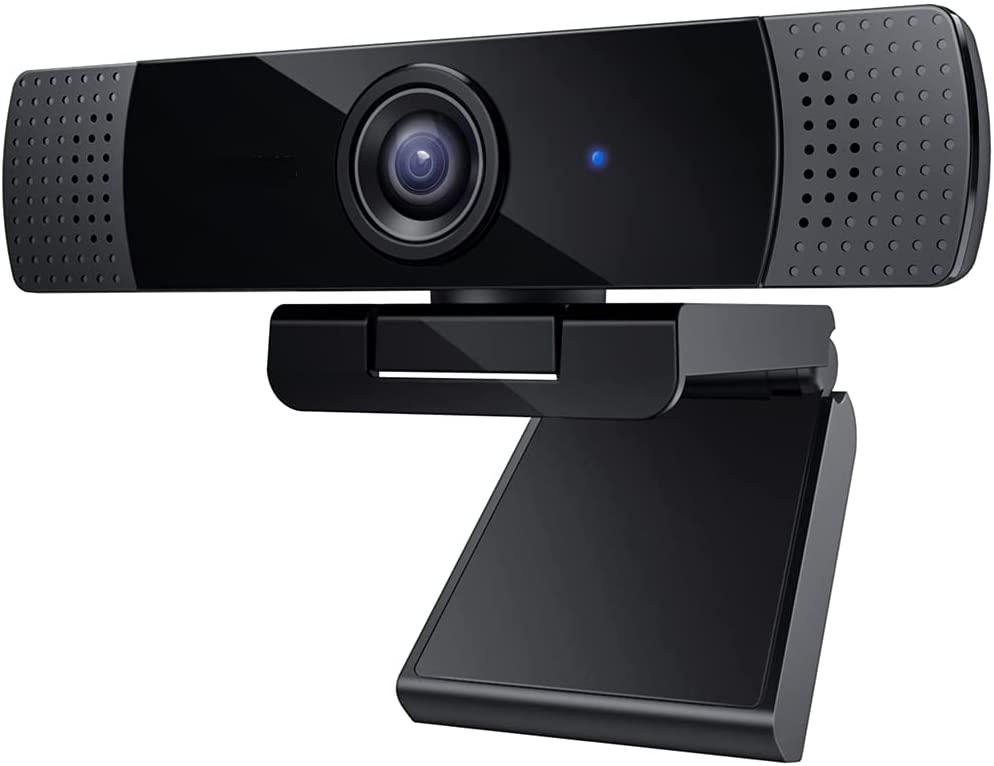 Bild zu Aukey 1080P Full-HD Webcam mit Rauschunterdrückung für 19,99€