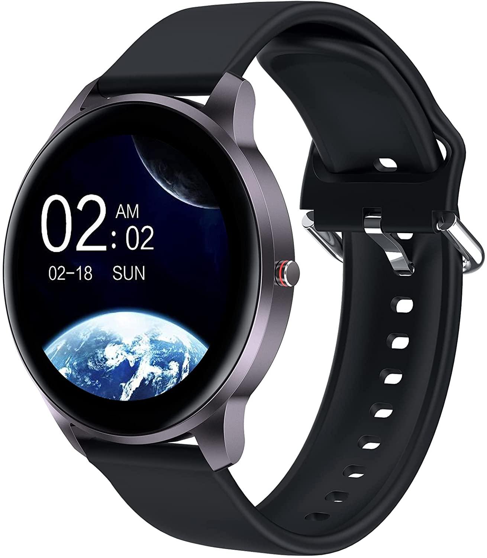 Bild zu Herren Smartwatch Leadyeah mit Pulsmesser und Schrittzähler für 24,99€