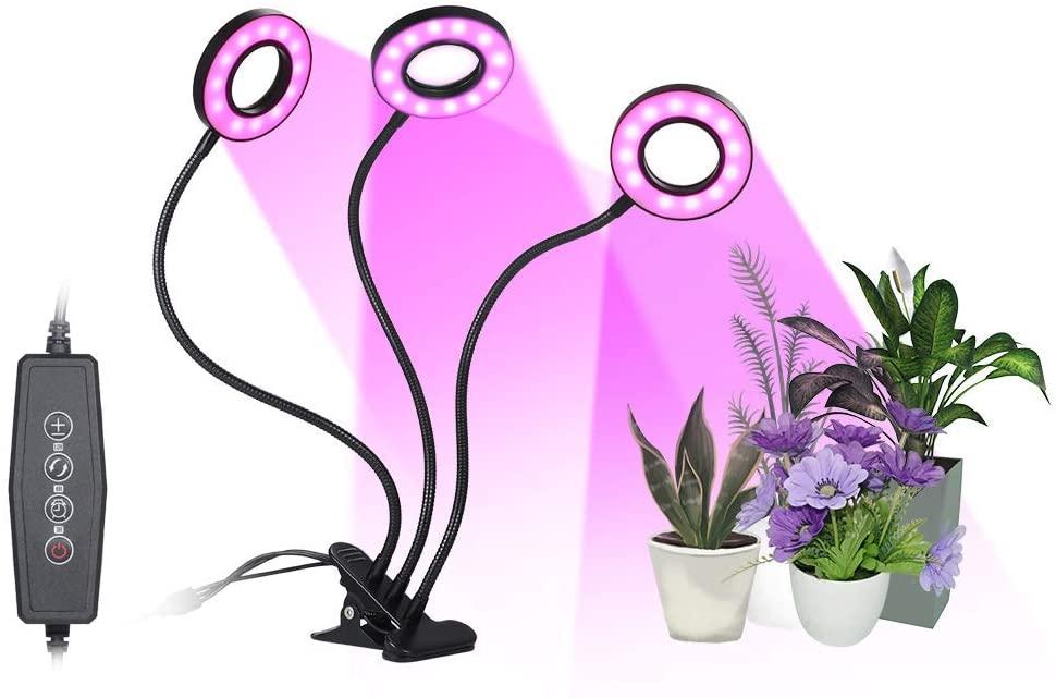 Bild zu 27 Watt Tomshine LED-Pflanzenlampe für 10,99€